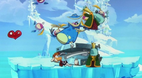 GC: More Rayman!