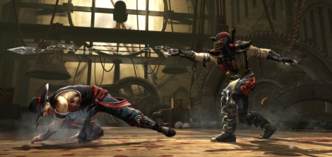 GC: Mortal Kombat new screens