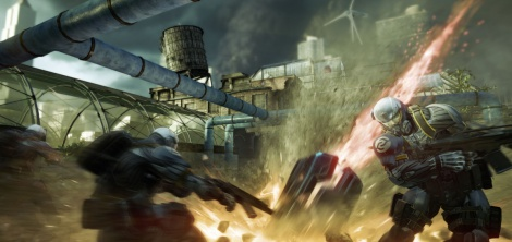 GC: Multiplayer images of Crysis 2