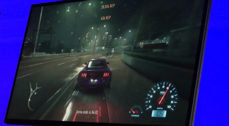 GC: Need for Speed gameplay