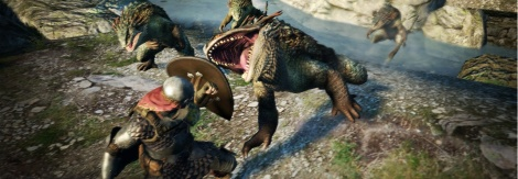 GC: New Dragon's Dogma Screens