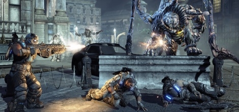 GC: New Gears of War 3 Shots