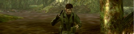 GC: New MGS Snake Eater 3D shots