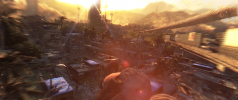 GC: New screens of Dying Light