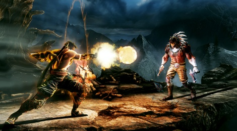 GC: New screens of Killer Instinct