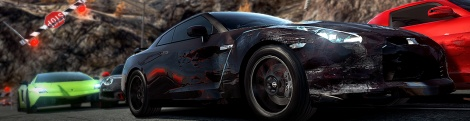 GC: New screens of NFS Hot Pursuit