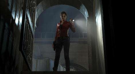 GC: New screens of Resident Evil 2
