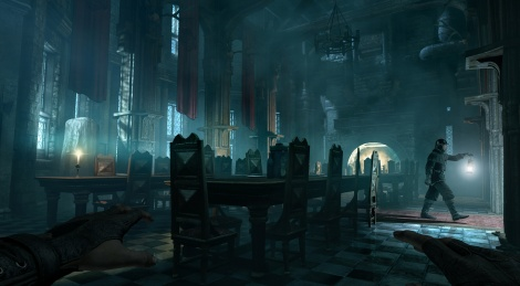 GC: New screens of Thief