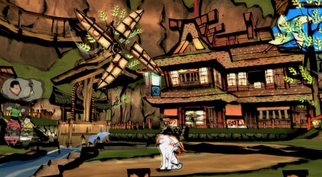 GC: Okami HD images and trailer