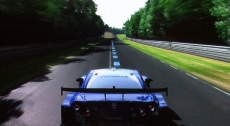 GC: One lap at Le Mans