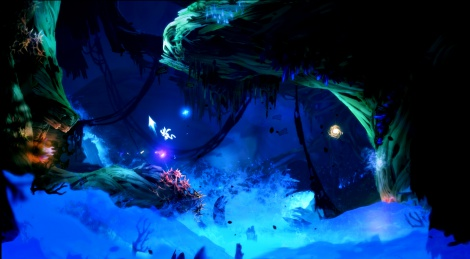GC: Ori and the Blind Forest screens