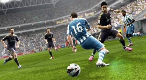 GC: PES 2013 strikes a pose