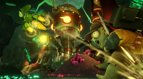 GC: PvZ Garden Warfare 2 screens