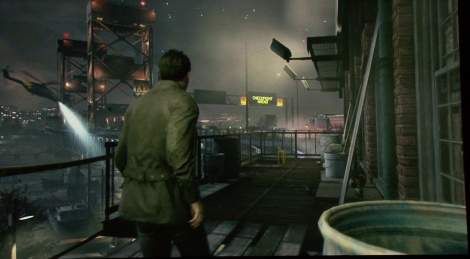 GC: Quantum Break gameplay