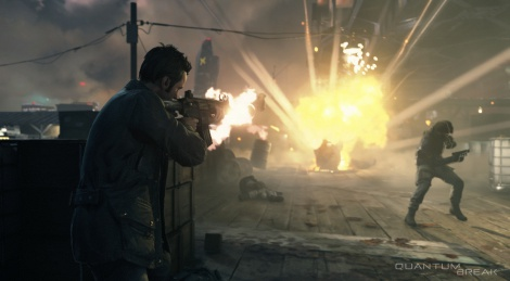 GC: Quantum Break new screens
