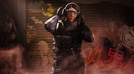 GC: R6S illustre Blood Orchid