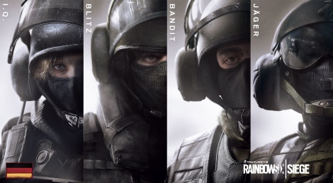 GC: Rainbow 6: Siege trailer