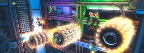 GC: Ratchet & Clank A4O new trailer