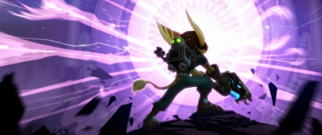 GC: Ratchet & Clank Nexus Gameplay