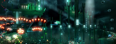 GC: Resogun shoots some screens