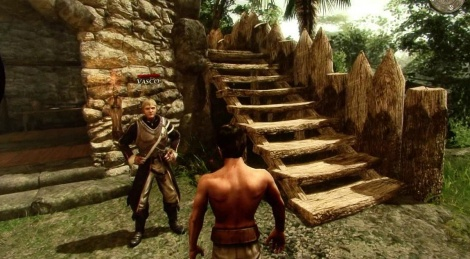 GC: Risen 2 gameplay
