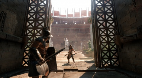 GC: Ryse shows Gladiator mode
