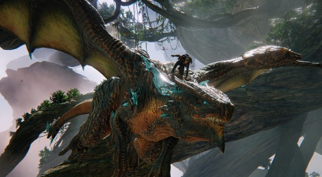 GC: Scalebound first screens