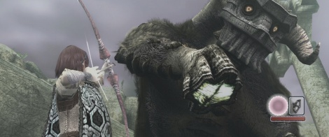 GC: Screens of ICO & Shadow of the Colossus