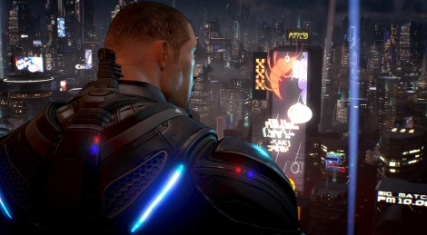 GC: Screenshots of Crackdown 3
