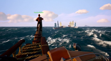 GC: Sea of Thieves direct feed videos