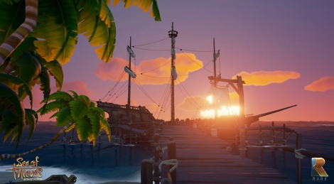 GC: Sea of Thieves en images