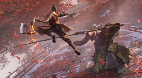 GC: Sekiro: Shadows Die Twice screens and date