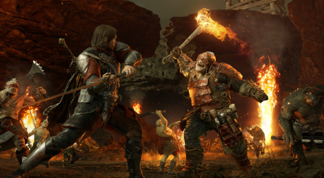 GC: Shadow of War screens, trailer