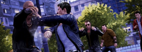 GC : Sleeping Dogs en images