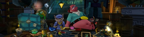 GC: Sly Cooper 4 gets screens