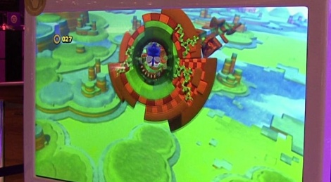 GC: Sonic Lost World gamepay