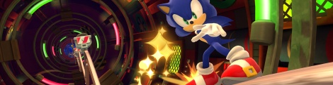 GC: Sonic Lost World screens