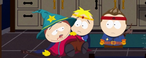 GC: South Park new screens