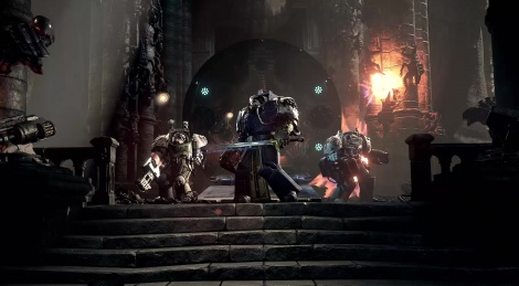 GC: Space Hulk: Deathwing trailer