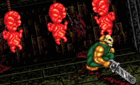 GC: Splatterhouse with nostalgia