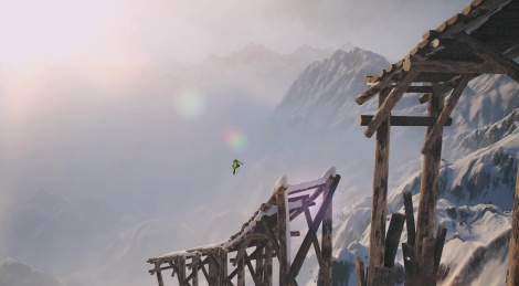GC: Steep trailer
