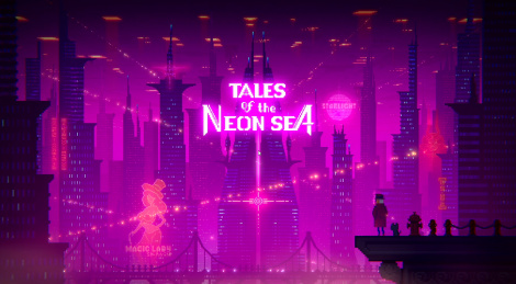 GC: Tales of the Neon Sea video