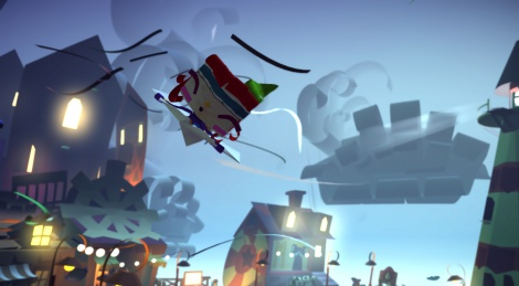 GC: Tearaway Unfolded trailer