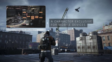 GC: The Division and the mobile app