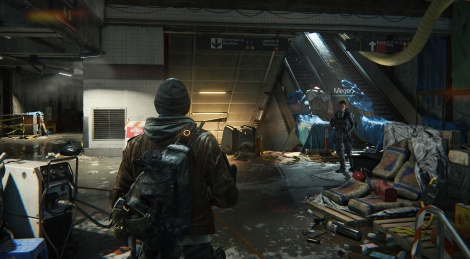GC: The Division new screens