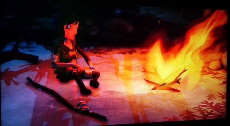 GC: The Flame in the Flood gameplay