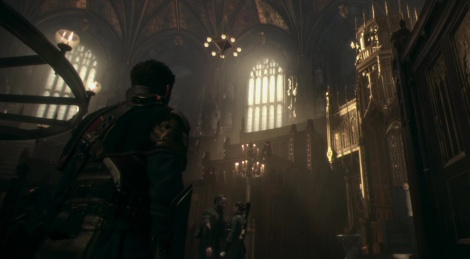 GC: The Order 1886 trailer