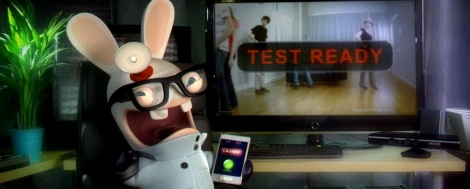 GC: The Raving Rabbids love Kinect