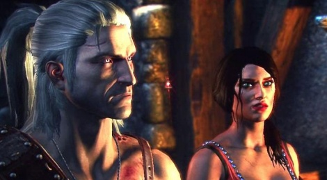 GC: The Witcher 2 presentation
