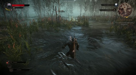 GC: The Witcher 3 Gameplay video